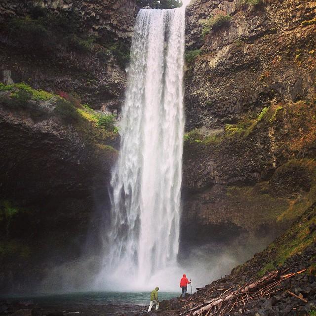 Brandywine Falls, British Columbia. #water #outdoors #amazing #twitter