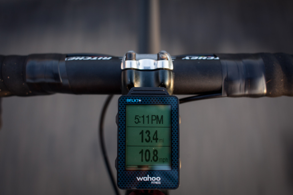 Review: Wahoo RFLKT+ Computer and BeetsBlu Heart Rate Monitor