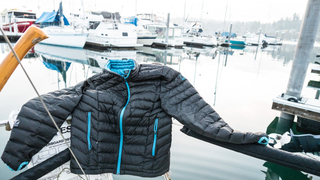 Review: Sierra Designs Gnar Lite Down Jacket